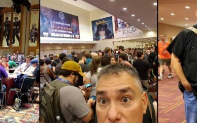 Podcast EP39: LOST TAPES: GenCon 50 Edition