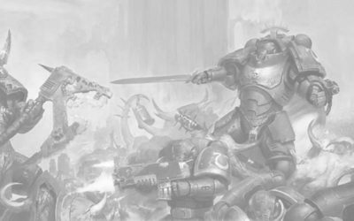 Podcast EP49: Warhammer 40K Tournaments at Immortals Inc