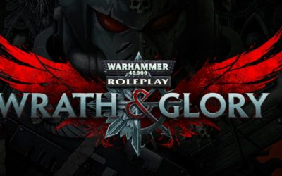Podcast EP51: Warhammer 40,000K: Wrath & Glory RPG