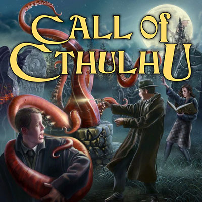 Podcast EP67: Call of Cthulhu RPG