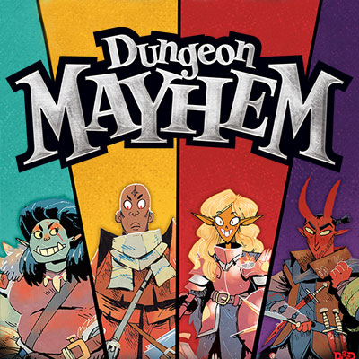 Podcast EP65: Dungeon Mayhem