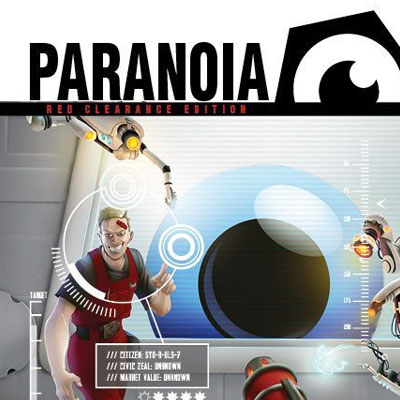 Podcast EP71: Paranoia RPG
