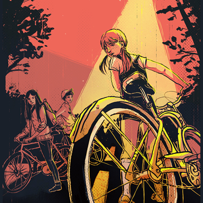 Podcast EP83: Kids on Bikes RPG