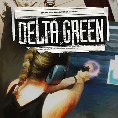 Podcast EP84: Delta Green RPG