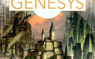 Podcast EP85: Genesys RPG