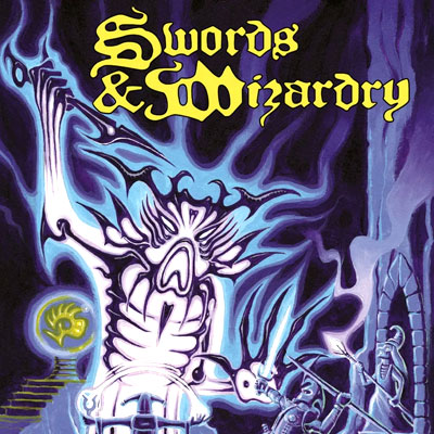 Podcast EP87: Swords & Wizardry